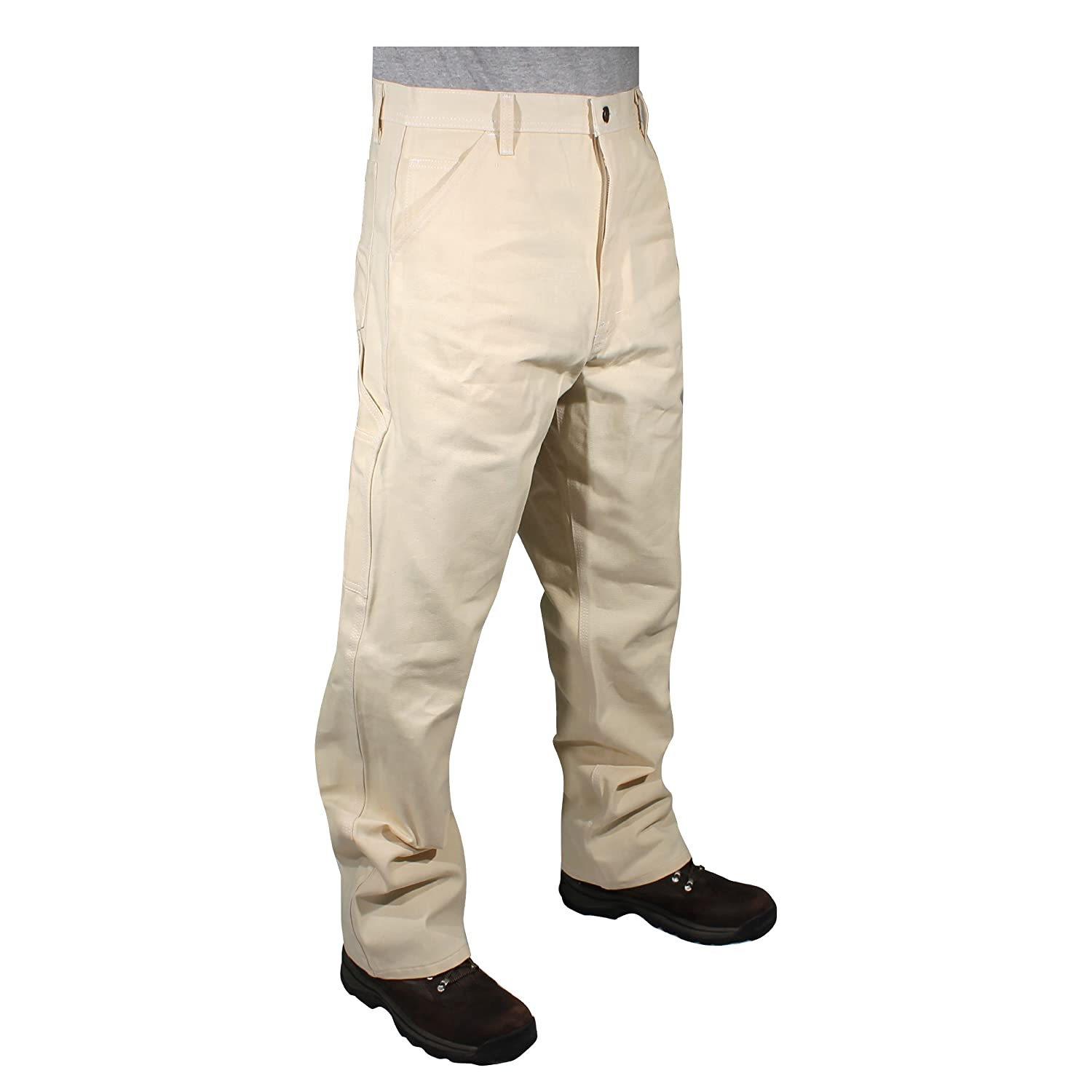 Rugged Blue CSGPTMP1000024310-NAT-30X34_A Painters Pants, English, Cotton, 30 x 34 Natural