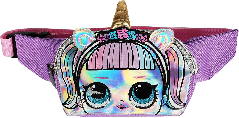 L.O.L. Surprise! Fanny Pack Unicorn New 018662