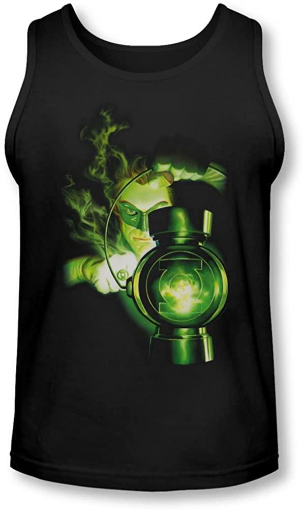 Green Lantern - Mens Lantern Light Tank-Top
