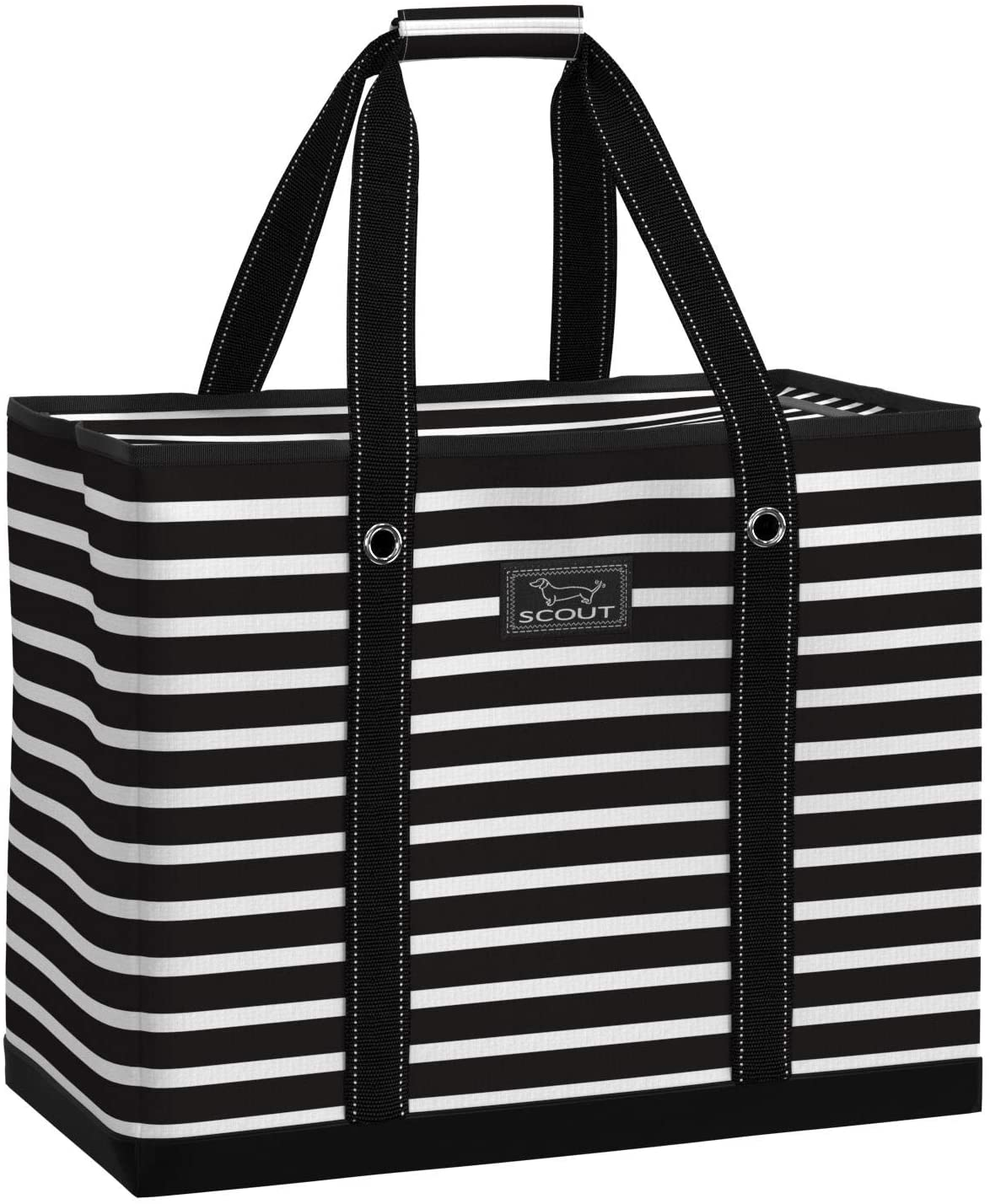 SCOUT 3 Girls Bag, Extra Large Tote Bag for Women, Perfect Oversized Beach Bag or Pool Bag (Multiple Patterns Available)
