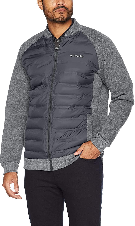 Columbia mens Northern Comfort Full Zip Jacket