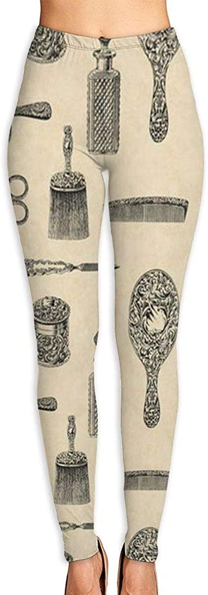 Nzioap0 Women's Soft Lightweight Comb Scissors Leggings High Waist Yoga Pants Training Leggings