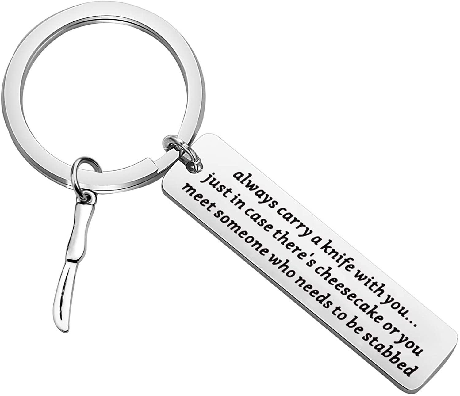 Gzrlyf Chef Keychain Funny Chef Gifts for Chefs Bakers Culinary Student Cooking Lover