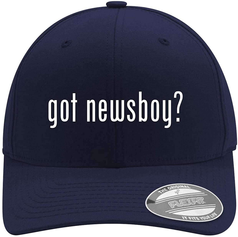 got Newsboy? - Mens Soft & Comfortable Flexfit Baseball Hat