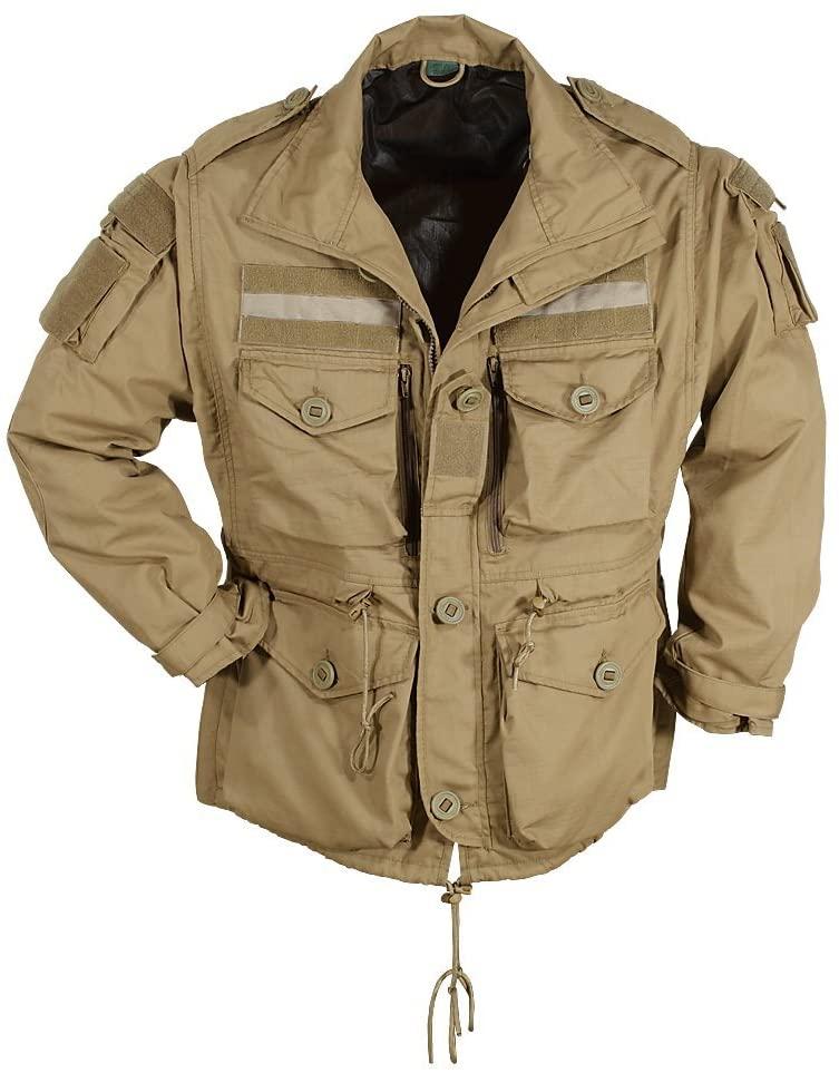 VooDoo Tactical 20-9380025092 Men's Tac 1 Field Jacket, Sand