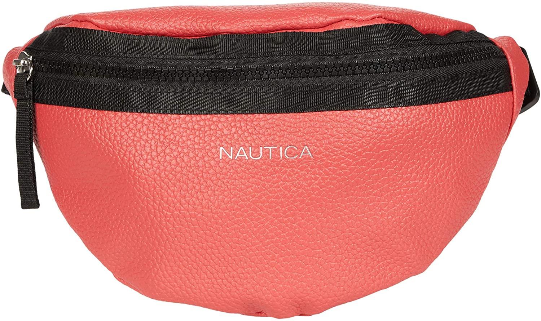 Nautica West End Belt Bag Paradise Pink One Size