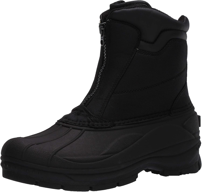 TECS Men's Winter, Snow, Boot, Bootie