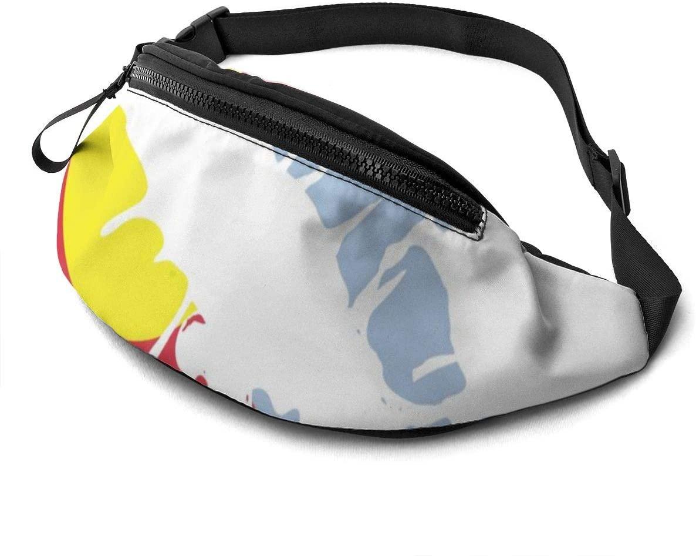 Colorado Kiss Fanny Pack Fashion Waist Bag