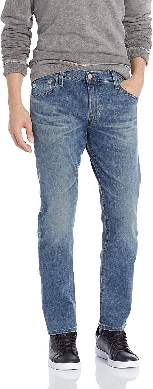 AG Adriano Goldschmied Men's The Tellis Modern Slim Leg Led Denim