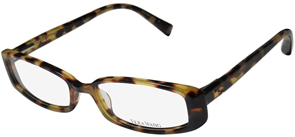 Vera Wang V172 Womens Designer Flexible Hinges Ophthalmic Eyeglasses/Spectacles
