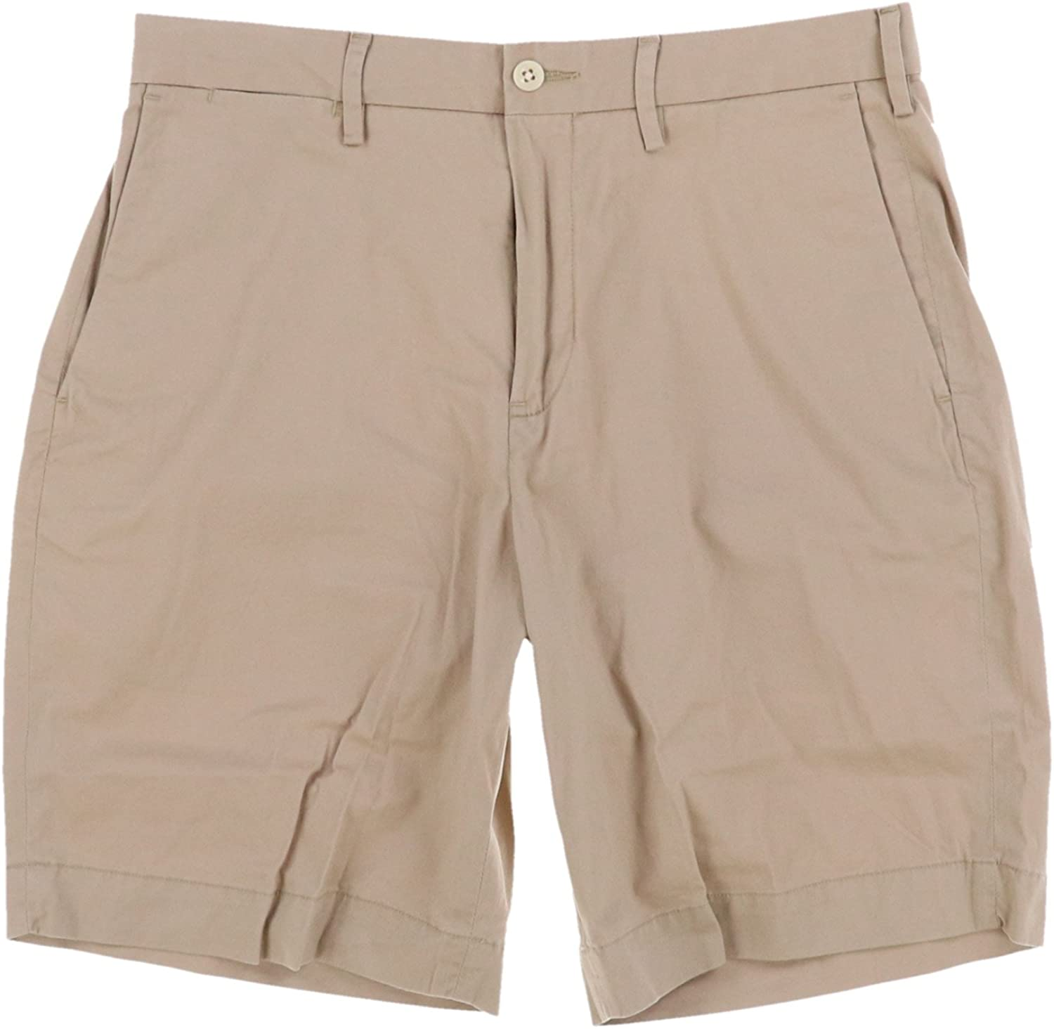 Polo Ralph Lauren Mens Stretch Classic Fit Chino Shorts (30, Beige)