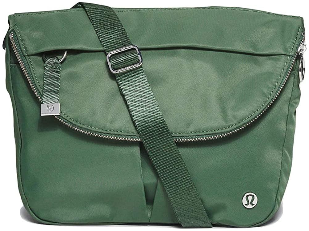 Lululemon All Night Festival Bag 5 L (Algae Green)