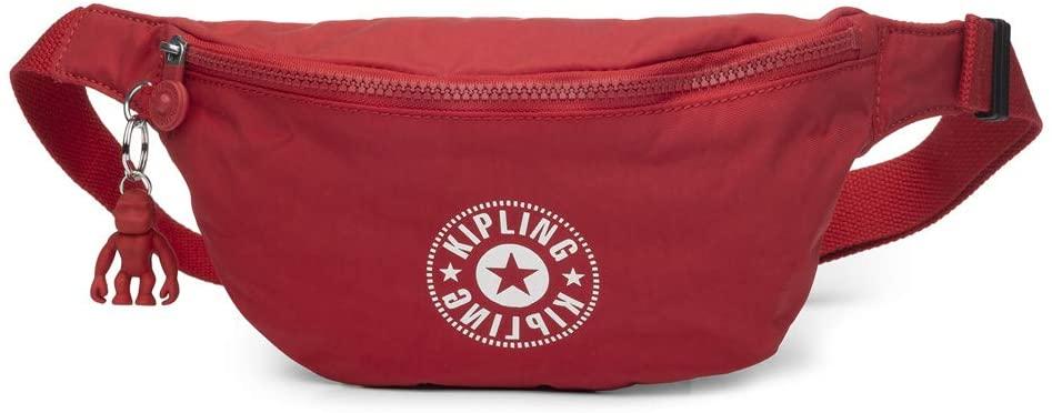 Kipling Fresh Waist Pack (Lively Red)