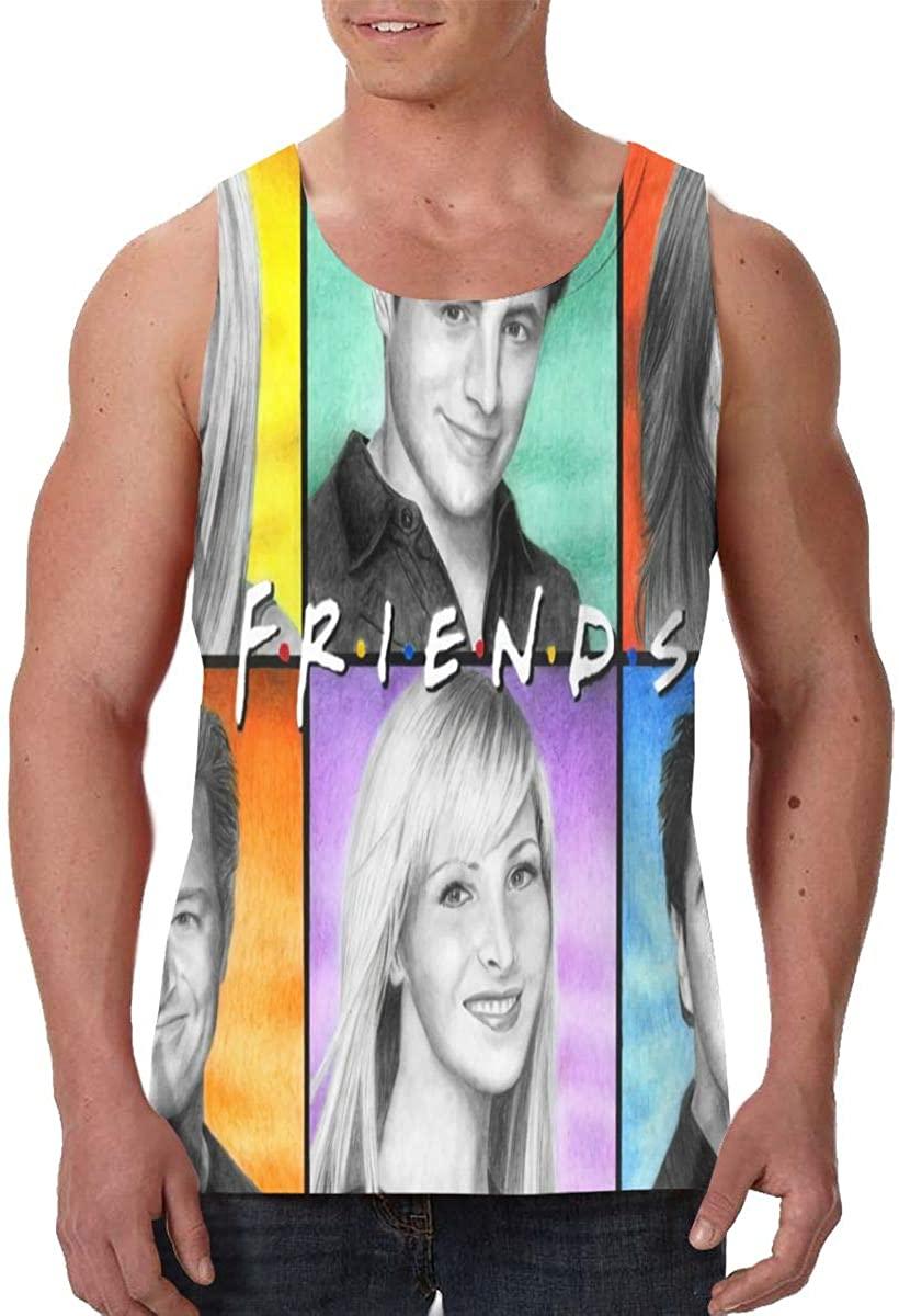 Friends Week Rachel Greene Trendy Men's Premium Vest