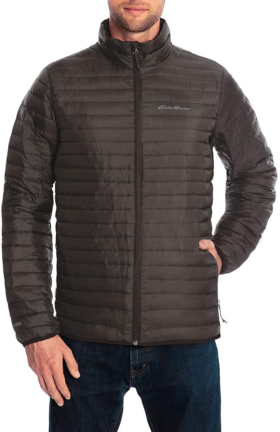 Eddie Bauer Mens Packable Rain Jacket
