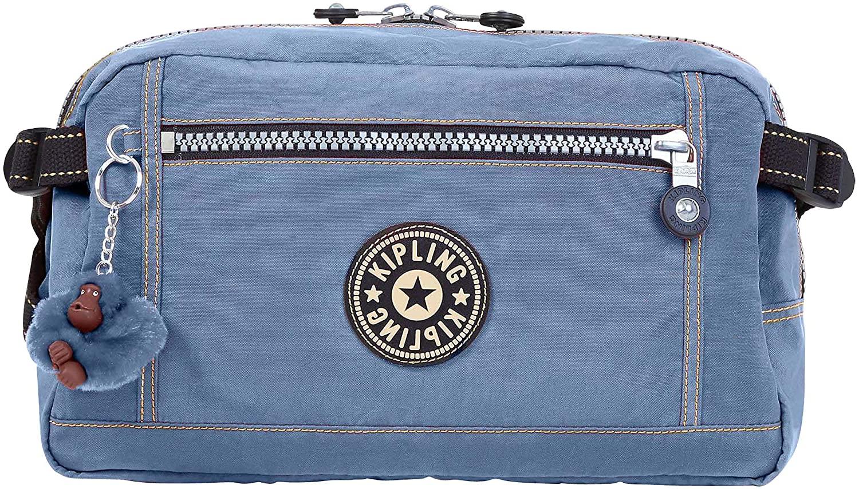 Kipling HOLDER bum bag in Blue Jean UO