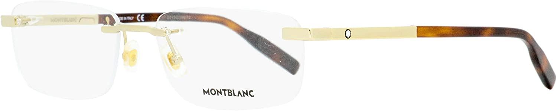 Mont Blanc MB0023O GOLD 59/18/150 men eyewear frame