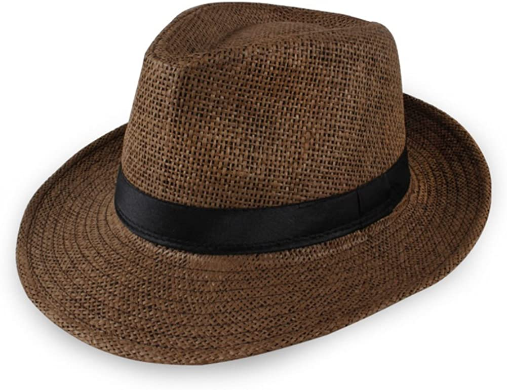 Men's hat/Fall/Winter Hat Flashes/Visor caps in England/Straw Hat/Big Head Around hat/Summer Outdoor Hats/Jazz Cap