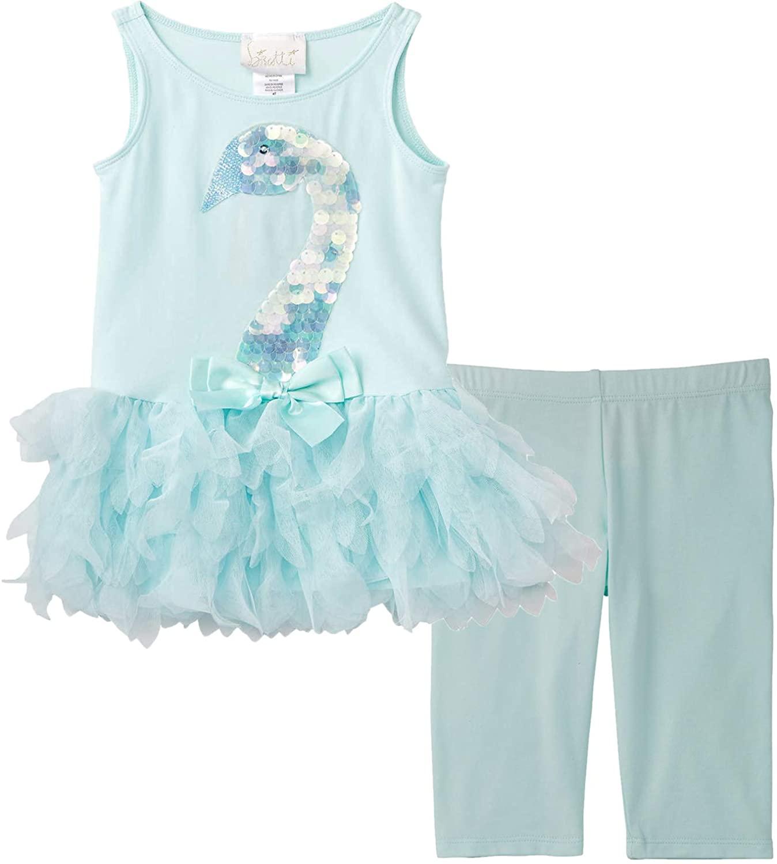 Biscotti Toddler Girls Tunic & Capri Legging Set