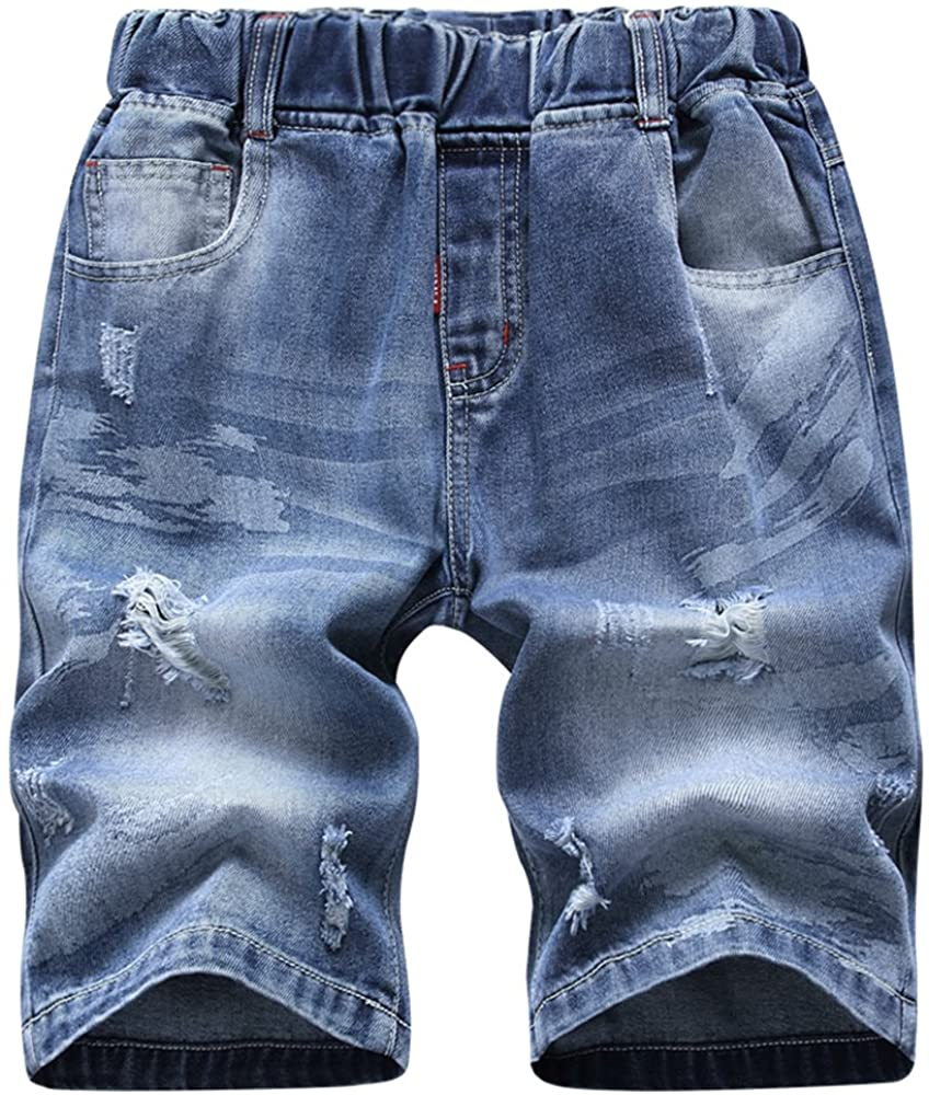 Yoklun Denim Shorts For Boys Boy's Jean Shorts Children's Trousers