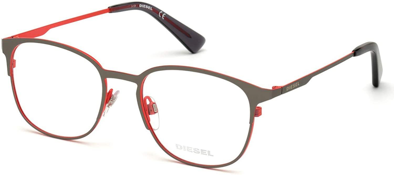 Eyeglasses Diesel DL 5348 009 Matte Gunmetal