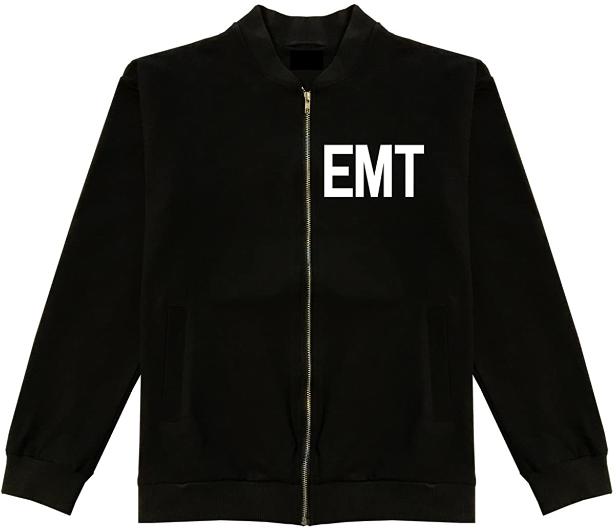 EMT Emergency Badge Classic Bomber Jacket