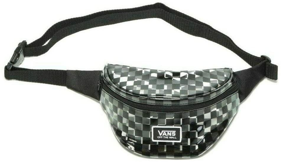 VANS Clear Cut Fanny Bag - Black Checkerboard