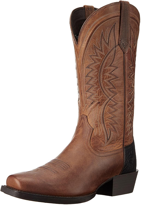 Ariat Men's Troubadour Western Cowboy Boot