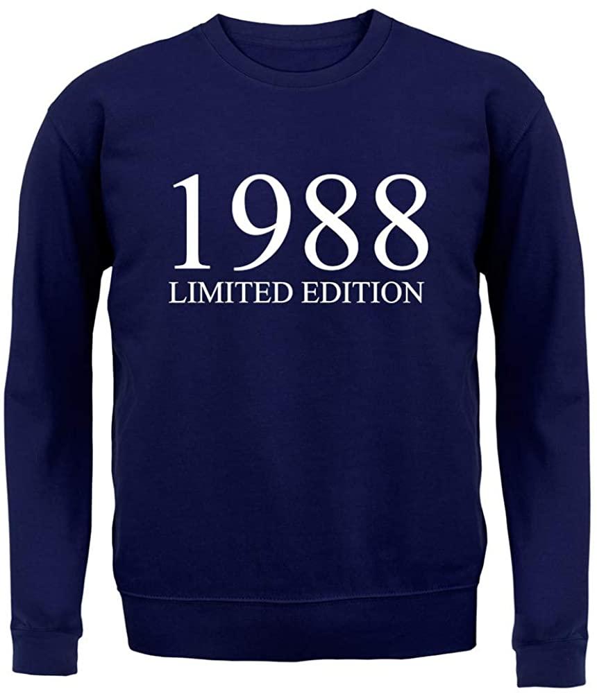 Dressdown Limited Edition 1988 - Unisex Crewneck Sweater/Jumper