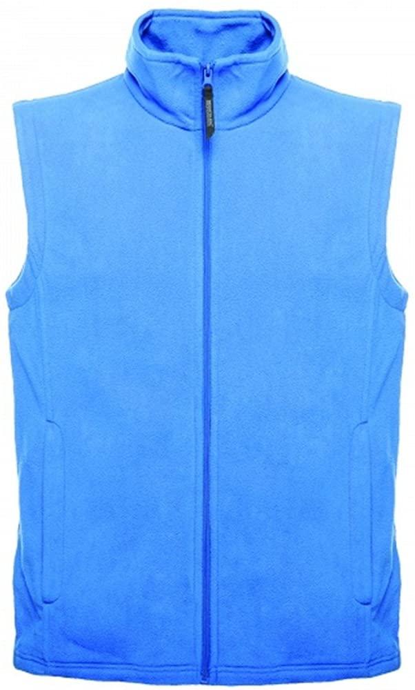 Regatta Mens Micro Fleece Bodywarmer/Gilet
