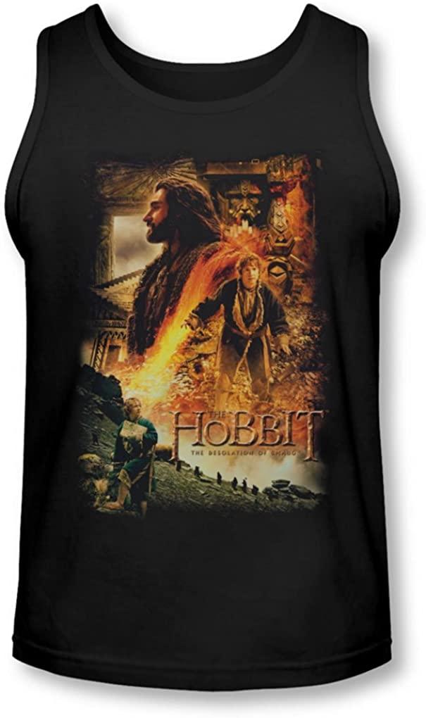 Hobbit - Mens Golden Chamber Tank-Top