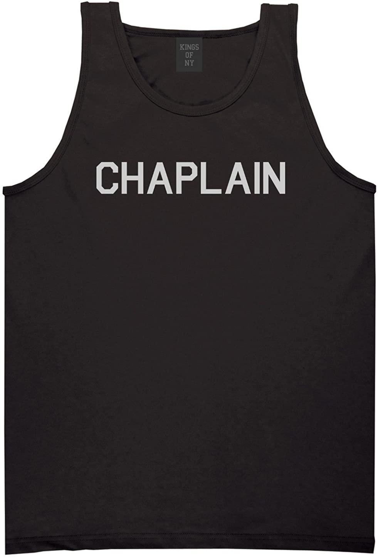 Kings Of NY Christian Chaplain Mens Tank Top Shirt