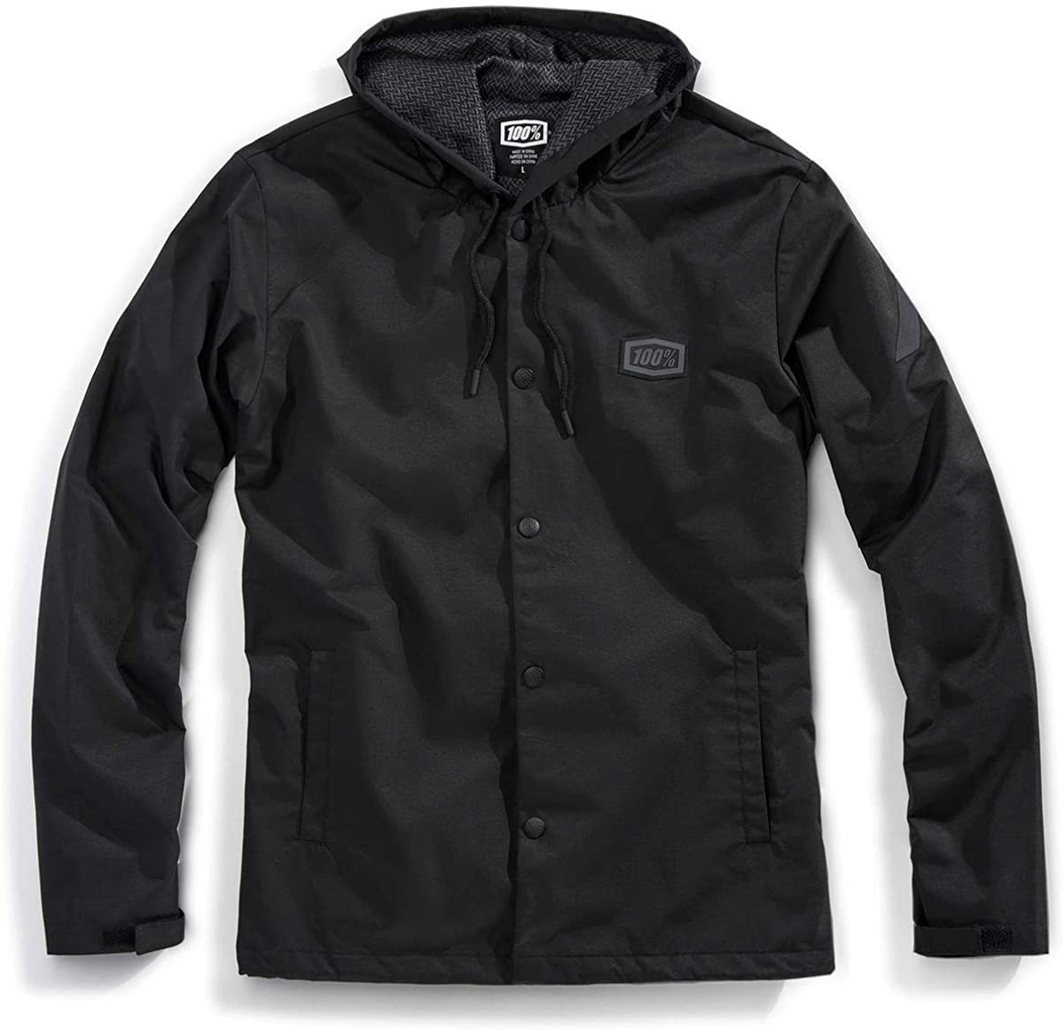 100% Mens Apache Hooded Jackets