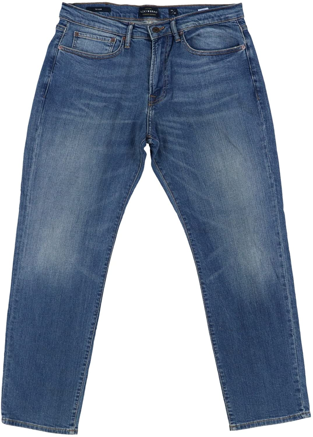 Lucky Brand Men's 121 Slim Fit Jeans