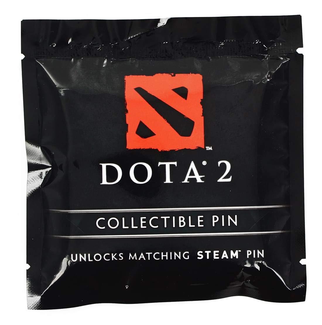DOTA 2 BLINDBOX COLLECTIBLE PINS (1 Random Pin Sent)