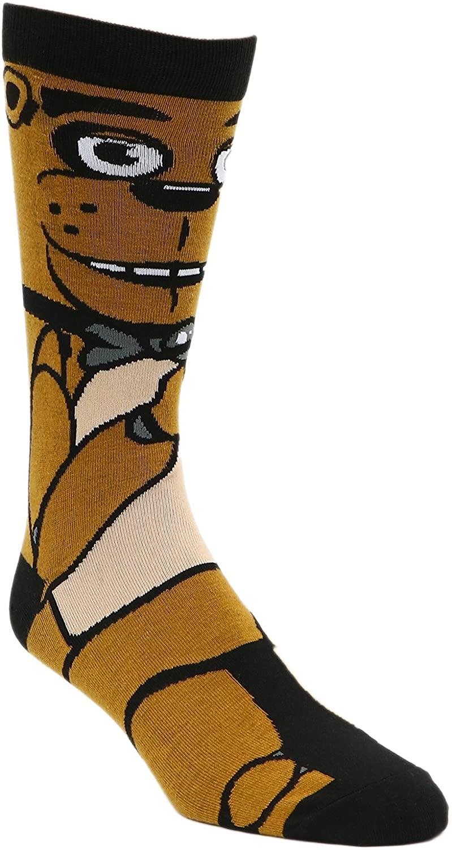 Five Nights at Freddy's 360 Crew Socks