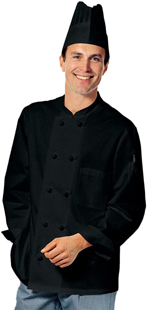 Bragard Thomas Chef Jacket Black