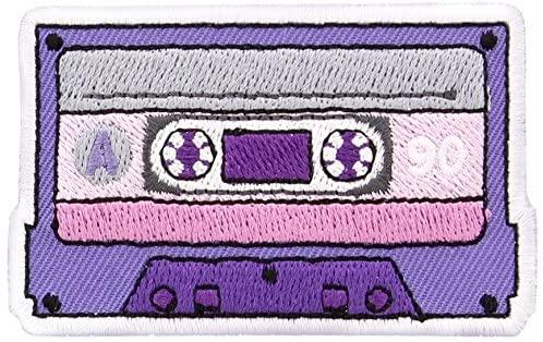 Cassette Tape Patch