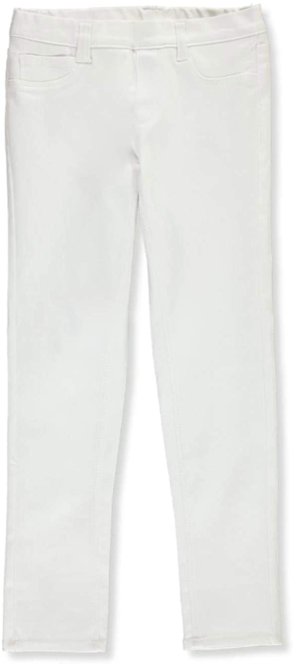Real Love Girls' Super Stretch Twill Jeggings