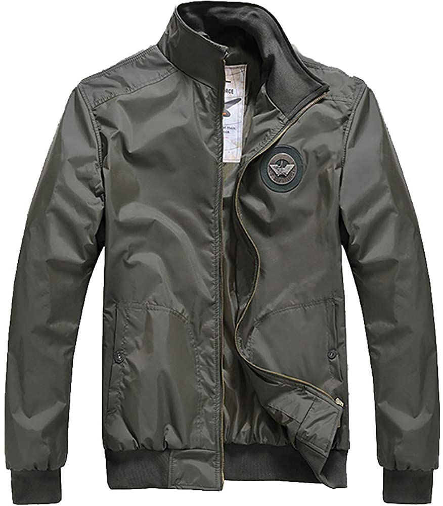 New season Mens Outerwear Fashion Jacket Cotton-Padded Coat