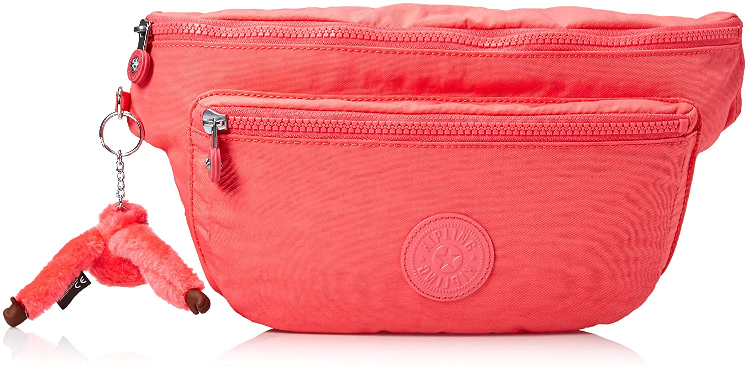 Kipling Yasemina XL Waistpack, Adjustable, Multipocket, Zip Closure