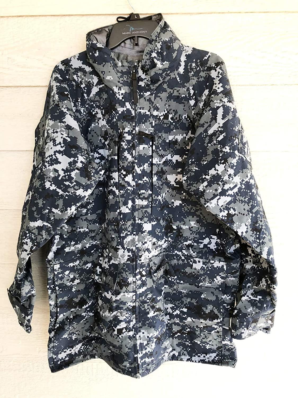 Us Navy Nwu Ecwcs Gen II Cold/Wet Weather Gore Tex Parka - Medium X-Long