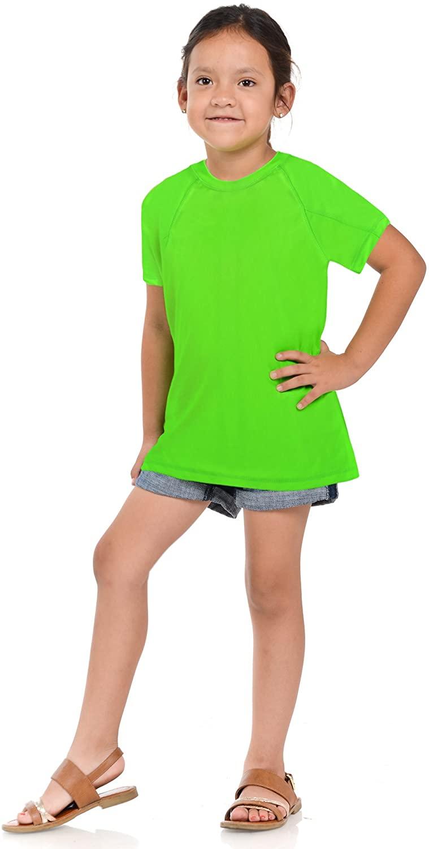 FRESH TEE Boy Girl Short Sleeve Sport T-Shirt