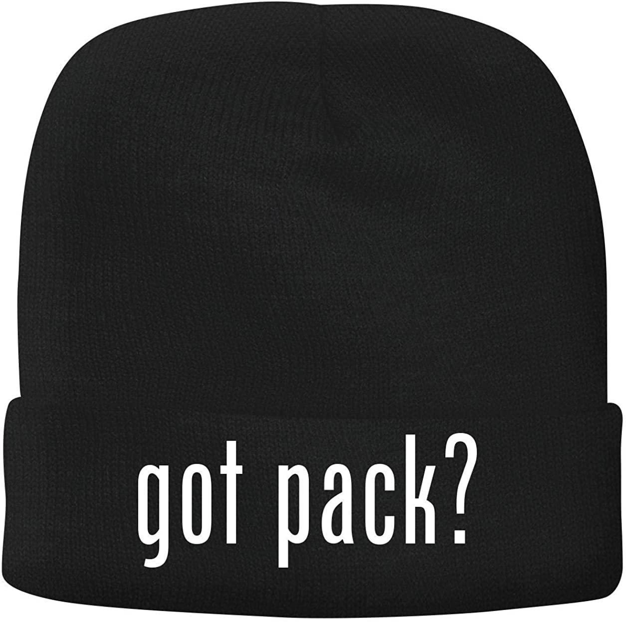 BH Cool Designs got Pack? - Men's Soft & Comfortable Beanie Hat Cap