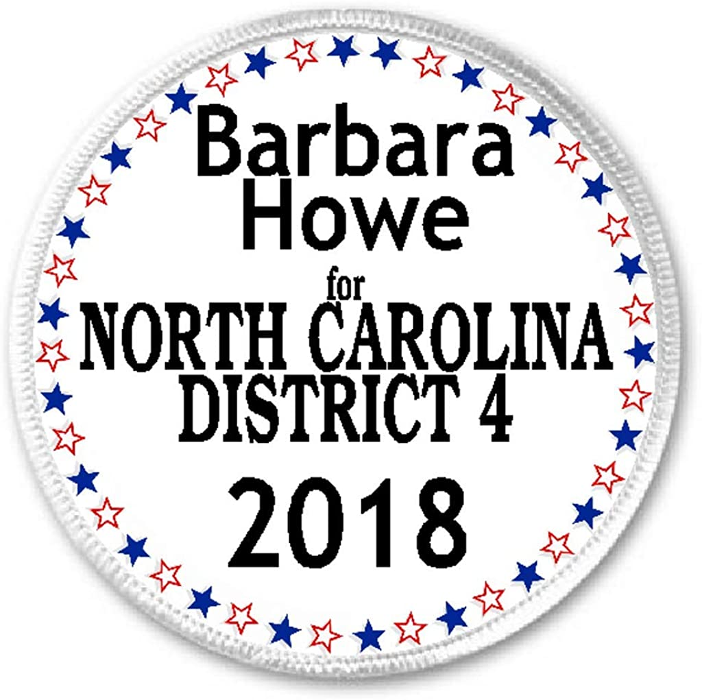 Barbara Howe North Carolina District 4 2018-3