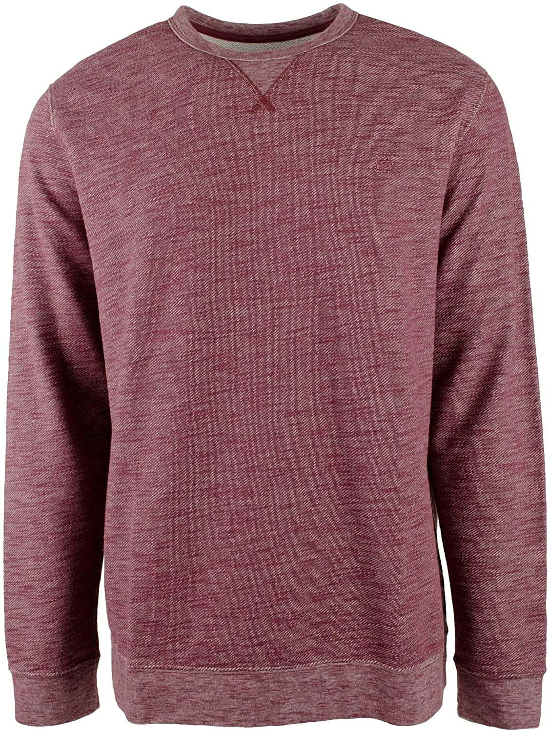 Men's Upper Deck Twill Crew Pullover Sweater
