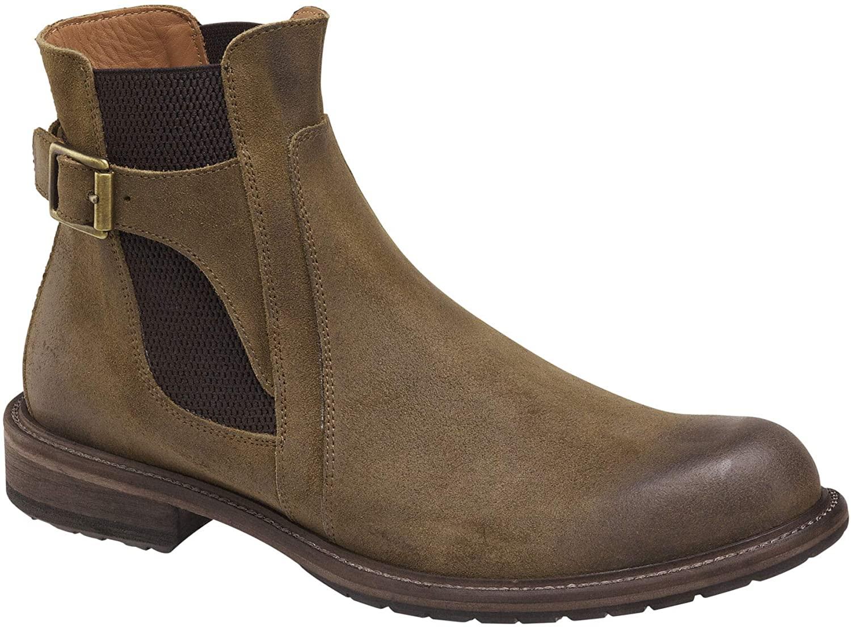 Johnston & Murphy Men's Lofting Gore Buckle Boot