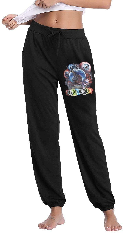 NOT Juice Wrld 999 Slacks Sweatpants Trousers Woman's Casual Pants