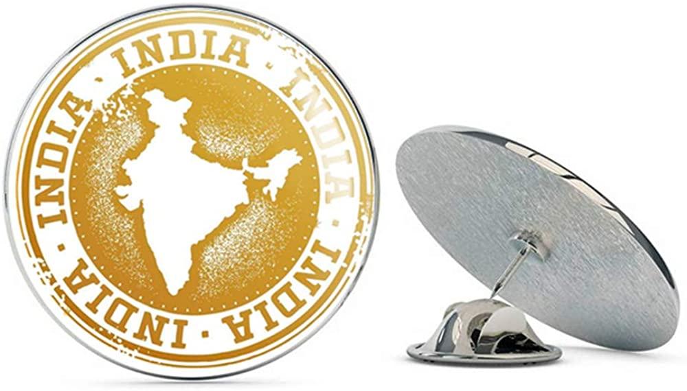 India Round Metal 0.75