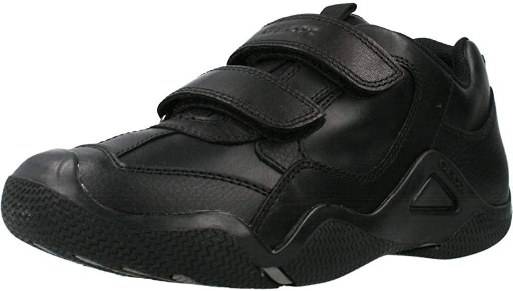 Geox Boys' Jr Wader a Low-Top Sneakers